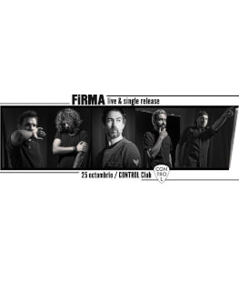 FiRMA live & single release