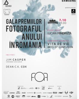 Gala Premiilor Fotograful Anului in Romania