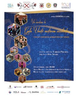 "Gala ""Uniți susținem excelența"" Concert Caritabil"
