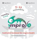 Open Stage !MPRO - Festivalul Național de Improvizație
