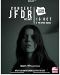 JFDR live at Bucharest Photofest 2018 / Flying Circus