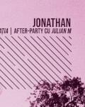 Jonathan (HRV) | Concert indie rock + after cu Julian M