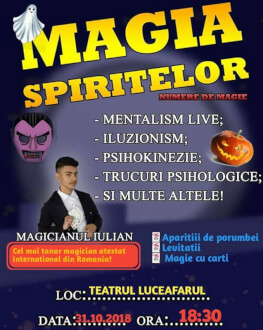 Magia Spiritelor