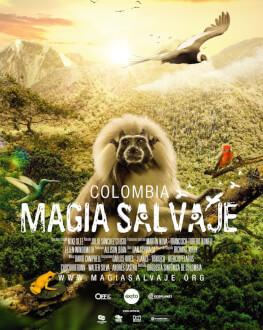 Magia salvaje Película - Latin American Experience - 3rd Edition