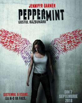 Peppermint / Peppermint: Gustul răzbunării
