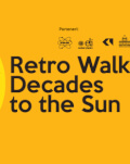 Retro Walk Decades to the Sun Tangaj Dance