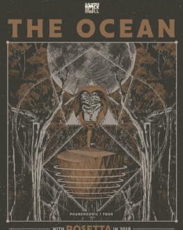 The Ocean [de], Rosetta [us] live at /FORM SPACE