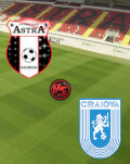 Astra Giurgiu - Universitatea Craiova Etapa 13