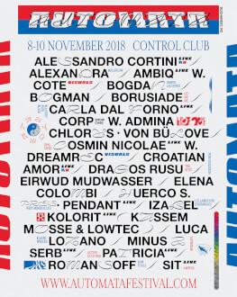 AUTOMATA Music & Multiverse Festival