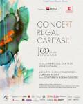 Concert Caritabil Regal 100 de ani de cultură românească