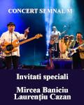Concert SEMNAL M Invitati speciali: Mircea Baniciu si Laurentiu Cazan