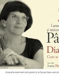 """""""Dialoguri secrete"""" cu Ioana Pârvulescu și invitații săi marți, 30 octombrie, ora 19.00, la Librăria Humanitas de la Cișmigiu"""