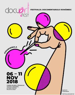 BILET CU 3 INTRĂRI Docuart Fest VII