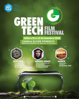 MAKING THE FUTURE / VIITORUL CREAT DE NOI GREEN TECH
