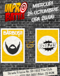 Impro Battle - Bărboșii vs. Trupa Freeze
