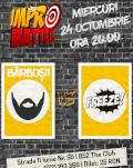 Impro Battle - Bărboșii vs. Trupa Freeze