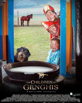 COPIII LUI GENGHIS KINOdiseea - Festivalul International de Film pentru Publicul Tanar, editia a X-a