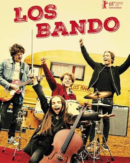LOS BANDO KINOdiseea - Festivalul International de Film pentru Publicul Tanar, editia a X-a