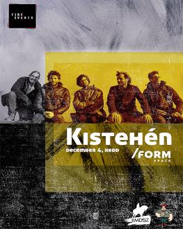 LIVE KISTEHÉN IN /FORM SPACE | CONCERT KISTEHÉN LA /FORM SPACE