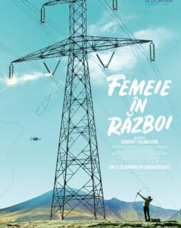 KONA FER Í STRÍÐ/ FEMEIE ÎN RĂZBOI/ WOMAN AT WAR