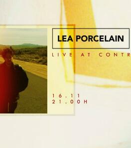 Lea Porcelain (DE) live in Control