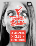 Concert TOURETTE ROULETTE / FLYING CIRCUS