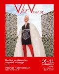 V for Vintage 21 târg de design contemporan și cultură vintage
