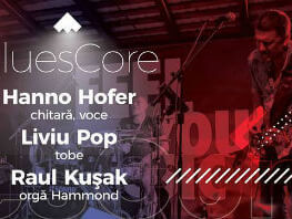 BluesCore LIVE @Manufactura