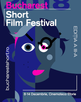 Animație și Stop motion Bucharest Short Film Festival 2018