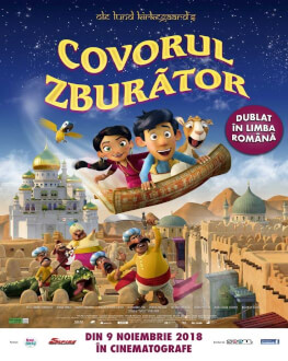 Covorul zburător / Up and Away