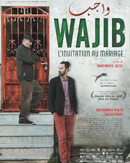 Gala de deschidere - Wajib+ Q/A Festivalul Filmului Palestinian