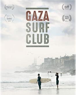 Gaza Surf Club Festivalul Filmului Palestinian
