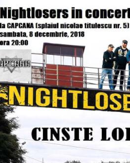 Nightlosers LIVE @Capcana