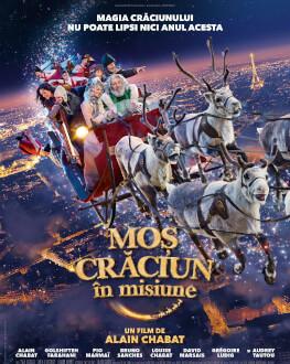 Santa & Cie / Moș Crăciun în misiune