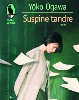"""Seară japoneză: lansarea romanului """"Suspine tandre"""" de Yōko Ogawa, atelier de shamisen cu Keisho Ohno"""