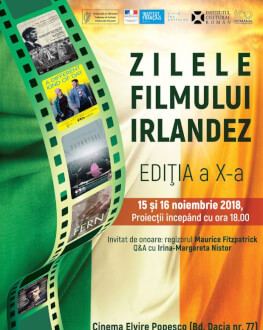 A DIFFERENT KIND OF DAY + IN THE NAME OF PEACE – JOHN HUME IN AMERICA ZILELE FILMULUI IRLANDEZ 10