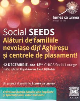 Social Seeds by Lumea ca Lumea