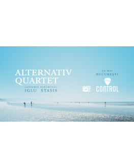 Alternativ Quartet [ro], To The South, Bluebird [ro] live at Control Club