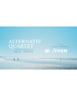 Alternativ Quartet [ro], To The South, Bluebird [ro] live at /Form Space