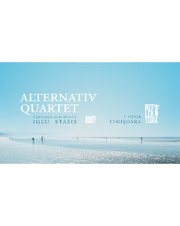 Alternativ Quartet [ro], To The South, Bluebird [ro] live at Reflektor Venue