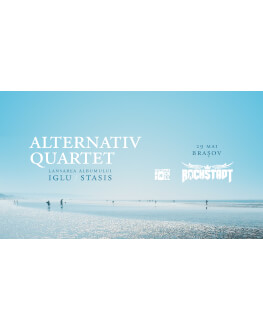 Alternativ Quartet [ro], To The South, Bluebird [ro] live at Rockstadt