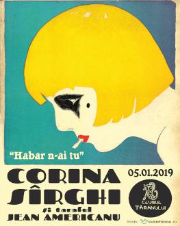 """Corina Sîrghi și Taraful Jean Americanu - """"Habar n-ai tu"""""""