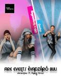 FireEvents Záróbuli | LIVE Dorina & Nemazalány x Lil G @FlyingCircus