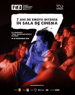 Love Story Special PIFF 2018 Festivalul Internațional de Film PLOIEȘTI