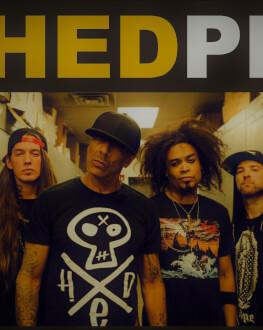 Hed Pe [us] live