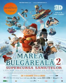 Racetime / Marea bulgăreală 2 - Supercursa săniuțelor
