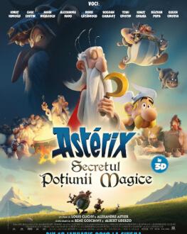 Asterix Et La Potion Magique / Asterix: Secretul Poțiunii Magice