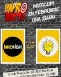 Impro Battle - ImproHigh vs. Trupa Obligó