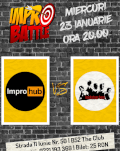 Impro Battle - ImproHub vs. Backstage Boys