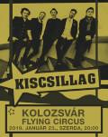 Kiscsillag koncert Kolozsvár